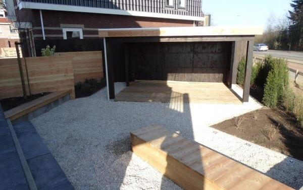 Nieuwe tuin in Dalfsen